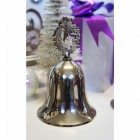 Christmas Wreath Hand Bell