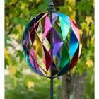 Rainbow Sphere Wind Spinner