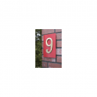 Suspended House Numbers Single