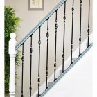 Double Bold Twist Traditional Stair Spindles