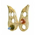 'Angel Wings' Wine Rack