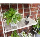 Scrolled Three Tier Plant Stand