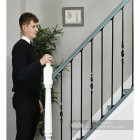 Single Twist Stair Spindle Scale