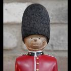 Close-up of the Royal Bear Guards Face