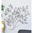 Silver Bush Wall Art in Situ in the Home