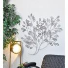 Silver Bush Wall Art