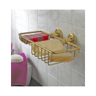 The Royal Soap and sponge basket