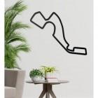 Sochi Motor Circuit Wall Art in Full