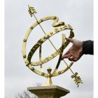 Serpent Armillary to Scale