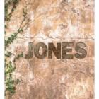 Rustic finish individual letters 'JONES'