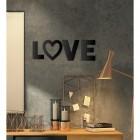 Individual Metal Letters ' LOVE'