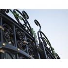 """Hesbrook Grange"" Wrought Iron Driveway Gates"