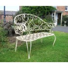 The Graceful Bewick Garden Bench