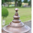 Traditional Finial on the Top of the Lantern