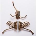 3 Prong Brass