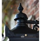 Top Fix Design on the Victorian Wall Light