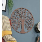 'Tree of Life' wall  in situ