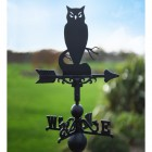 Weathervane Owl