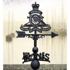 Royal Artillery Weathervane