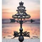 Royal Artillery Emblem Weathervane