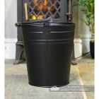 Side View of the Contemporary Ash Bucket