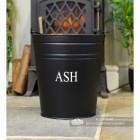 Contemporary Ash Bucket in Situ in a Home