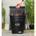 Contemporary Ash Bucket to Scale