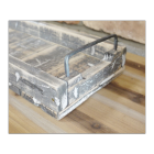 Classic Rustic Wooden Tray