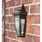 """Renaissance Opulence"" Half Wall Lantern"