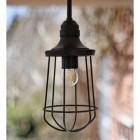 Hanging Nautical fisherman's lantern