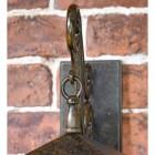 Traditional Dark Bronze Wall Light Bracket