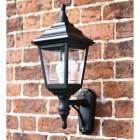 Clifton Wall Lantern - Bottom or top fix on brick wall