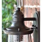 Antique Bronze Standard Nautical Wall Lantern Bracket