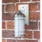 """Nash Point"" Coastal Inspired Standard Wall Lantern"