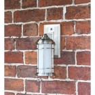 Nash Point Wall Lantern in Situ
