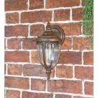'Sandyway' Top Fix Wall Lantern in full