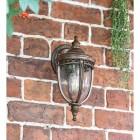 'Sandyway' Wall Lantern in Situ