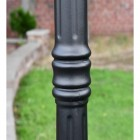 Close-Up of Lamp Post