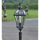 Victorian Lantern & Post
