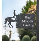 Dressage Horse Name Sign Name Sign
