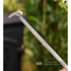 Silver Ash Pan Handle