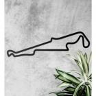 Paul Ricard Motor Circuit Wall Art in Full
