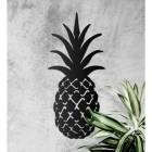 Steel Wall Art of a Pineapple