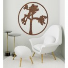 Joshua Tree Wall Art in a Modern Sitting Room