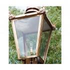Copper Victorian Lantern