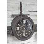 Vintage Aeroplane Wall Clock