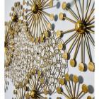 Close up of Golden Dandelion Wall Art