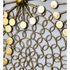 Close up of Golden detailing