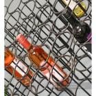 Cellamagic Wall Mounted Wine Rack Close Up