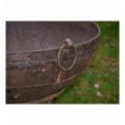 Iron Kadai Fire Bowl - 140cm